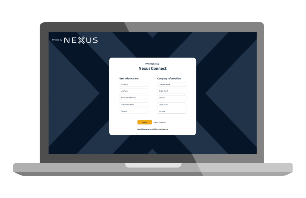NexusConnect is an online portal for suppliers where they can access the data they need on purchase orders, invoices, and payments.
