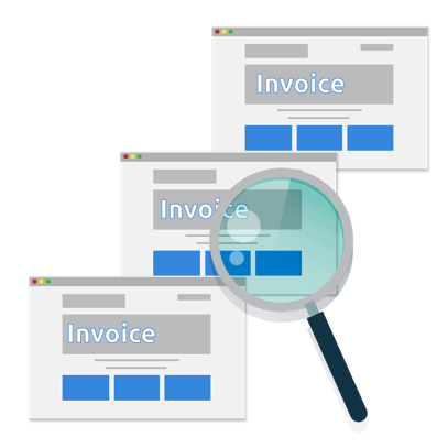 Provide every stakeholder with visibility into where each invoice stands.