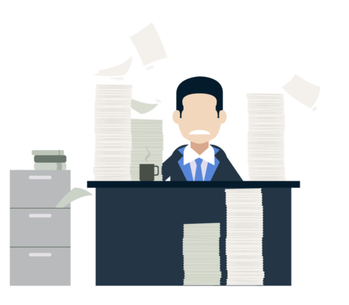 You can wave goodbye to the stacks of paper on your desk when you automate your procure-to-pay process.
