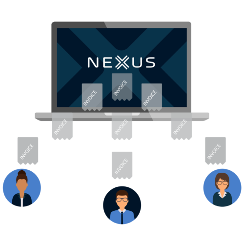 Automate the receipt, processing, and approval of all your invoices using the Nexus procure-to-pay platform.