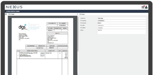 Suppliers can quickly view and accept or reject purchase orders you send to them online.