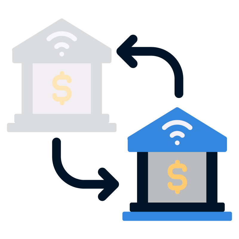 Change banks easily with the Nexus automated payments solution